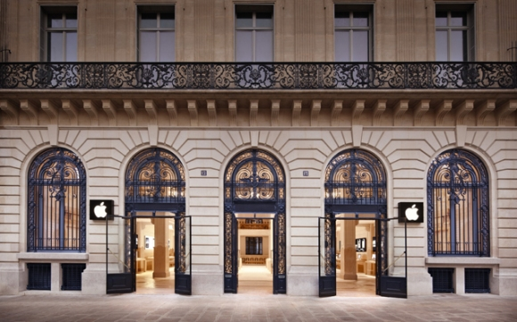 Apple Store Paris Opera